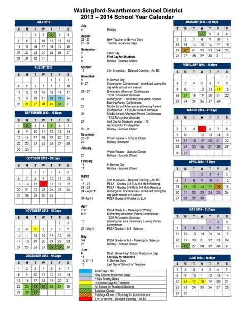 2013-2014-WSSD-calendar