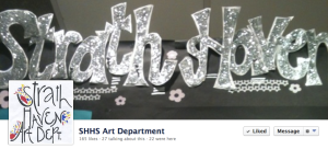 SHHS Art Department on Facebook