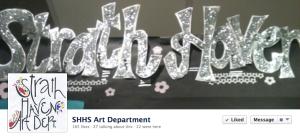 SHHS Art Department on Facebook